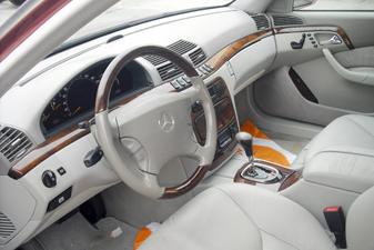 Mercedes S 320 2002 Sedan