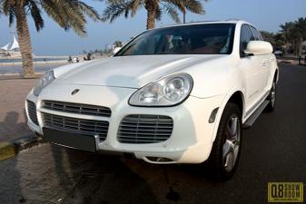 Porsche Cayenne Turbo 2004 4x4