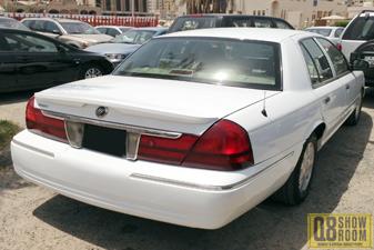 Ford Grand Marquis 2005 Sedan
