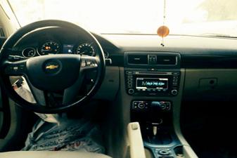 Chevrolet Caprice LTZ 2010 Sedan