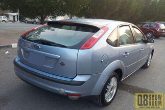 Ford Focus 2006 Sedan
