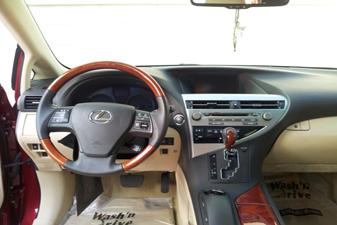 Lexus RX 350 2012 Family
