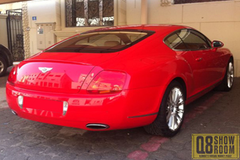Bentley GT 2005 Sedan