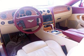 بنتلي GT 2005 صالون