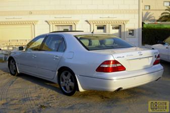 Lexus LS 430 2004 Sedan
