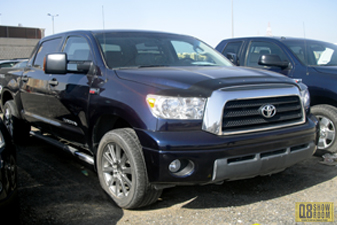 Toyota Tandra 2009 Pick-Up