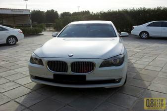 BMW 740 Li 2010 Sedan