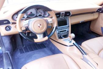 Porsche Targa 4S 2008 Sports