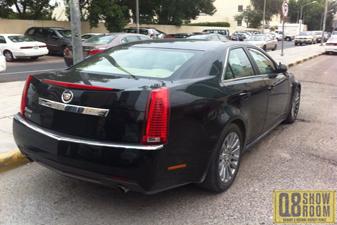 Cadillac CTS 2013 Sedan