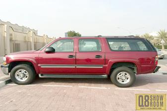 Chevrolet Suburban 2005 Family
