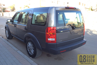 Land Rover LR3 2008 Family
