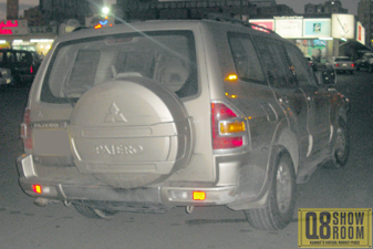 Mitsubishi Pajero 2001 4x4