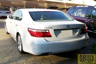 Lexus LS 460 2007 Sedan