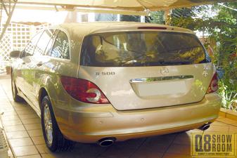 مرسيدس R500 2006 صالون