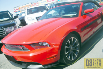 Ford Mustang 2011 Sports