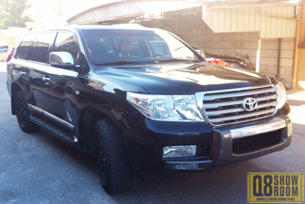 Toyota Land Cruiser 2011 4x4