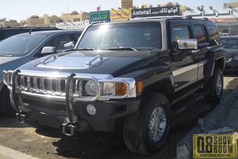 Hummer H3 2007 4x4