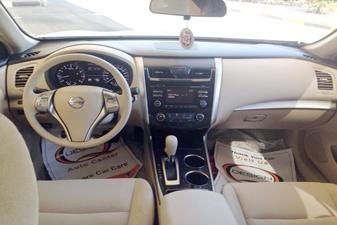 Nissan Altima 2013 Sedan
