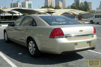 Chevrolet Caprice LTZ 2009 Sedan