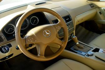 Mercedes C 280 2008 Sedan