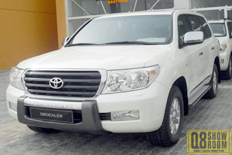 Toyota Land Cruiser 2010 4x4