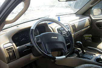 Jeep Grand Cherokee 2004 4x4