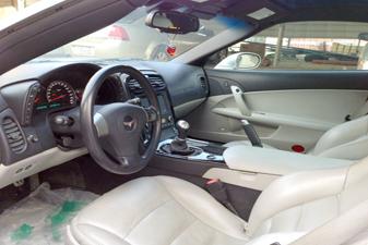 Chevrolet Corvette 2008 Sports
