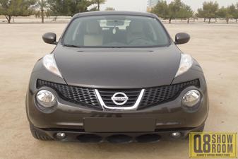 Nissan Juke 2012 Family