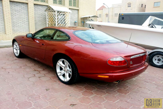 Jaguar XK8 2004 Sports