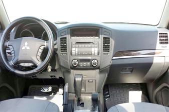 Mitsubishi Pajero 2013 4x4