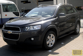 Chevrolet Captiva 2012 Family