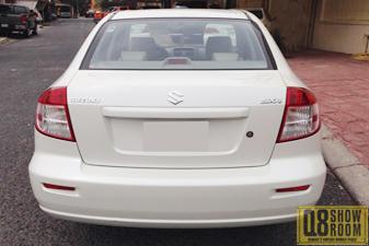 Suzuki SX4 2009 Sedan