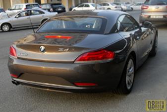 BMW Z4 2011 Sports