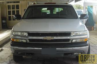 Chevrolet Suburban 2004 Family