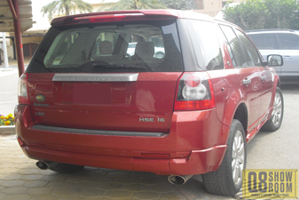 Land Rover LR2 2009 Family