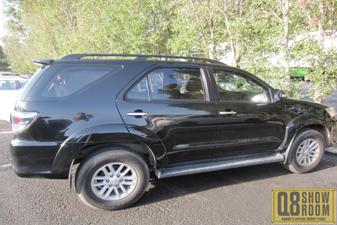 Toyota Fortuner 2012 4x4