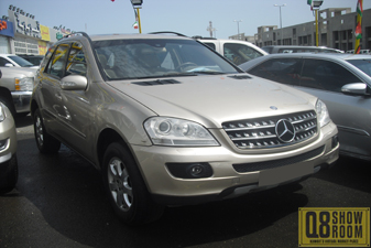 Mercedes ML 350 2006 Family