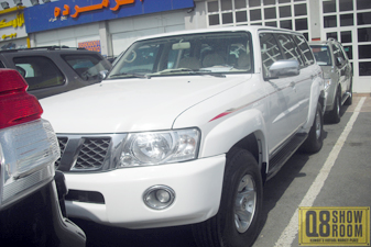Nissan Safari 2010 4x4