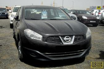 Nissan QASHQAI 2011 Family