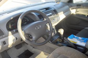 Toyota Camry 2006 Sedan
