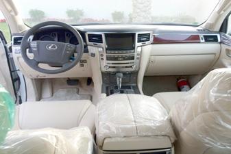 Lexus LX 570 2014 4x4