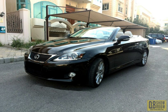 Lexus IS 300c 2011 Sedan