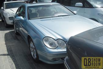 مرسيدس CLK 240 2003 رياضية