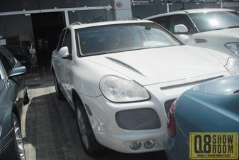 Porsche Cayenne 2006 Family