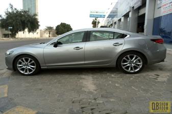 Mazda Zoom 6 2014 Sedan