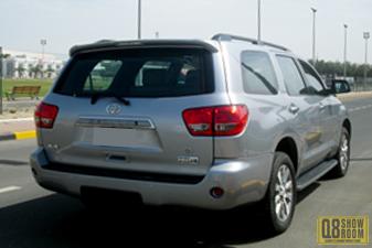 Toyota Sequoia 2012 Family