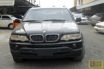 BMW X5 2003 4x4