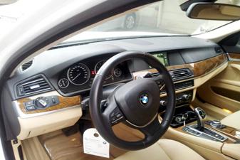 BMW 523 i 2012 Sedan