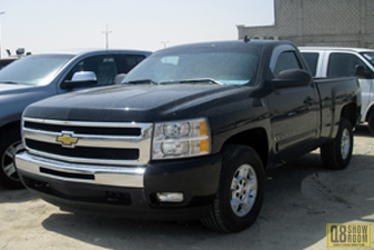 Chevrolet Silverado 2009 Pick-Up