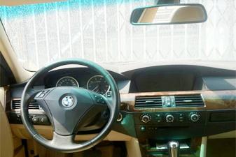 BMW 523 i 2007 Sedan